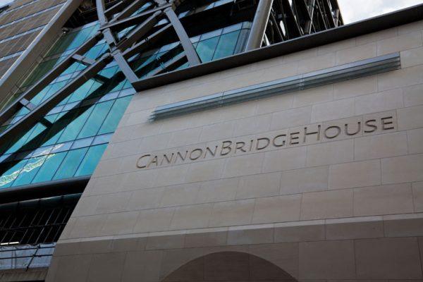 Cannon Bridge House - London
