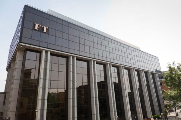 Financial Times Building - London