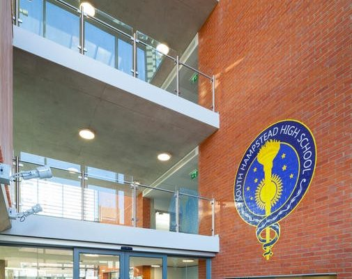 The Girls Day School Trust at South Hampstead High School, UK.