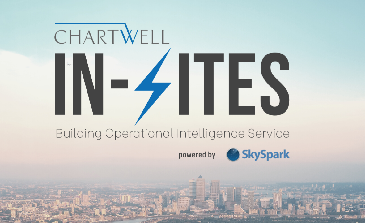 Chartwell In-Sites – Building Operational Intelligence Service